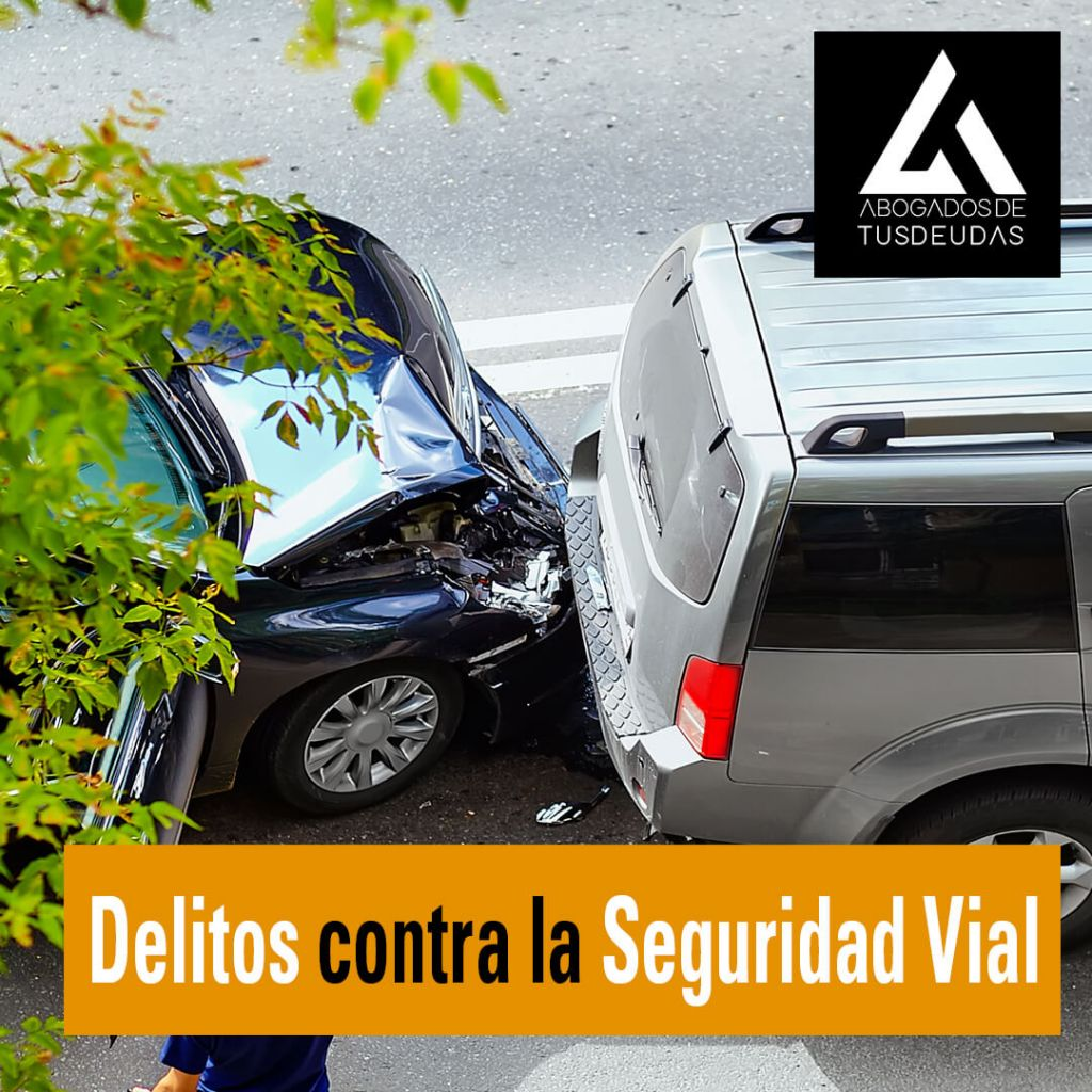 delitos contra la seguridad vial