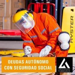 Deudas autónomo con Seguridad Social