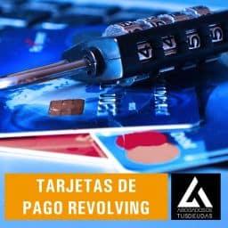 Tarjetas de pago revolving